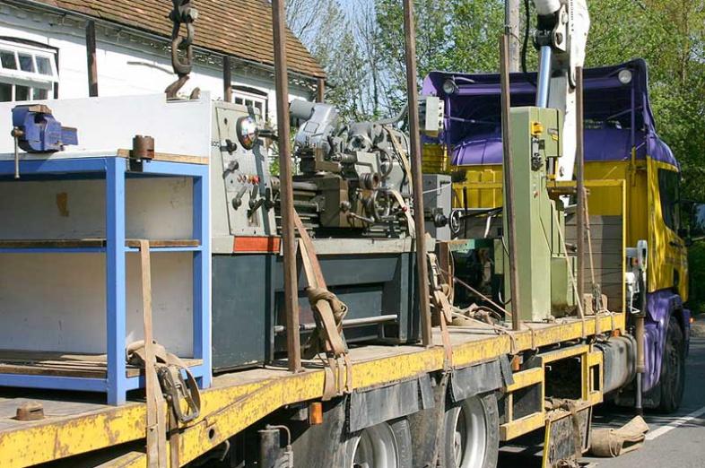 Moving the workshop