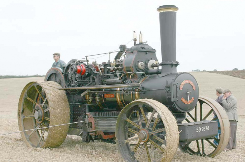 Casterton steam working weekend