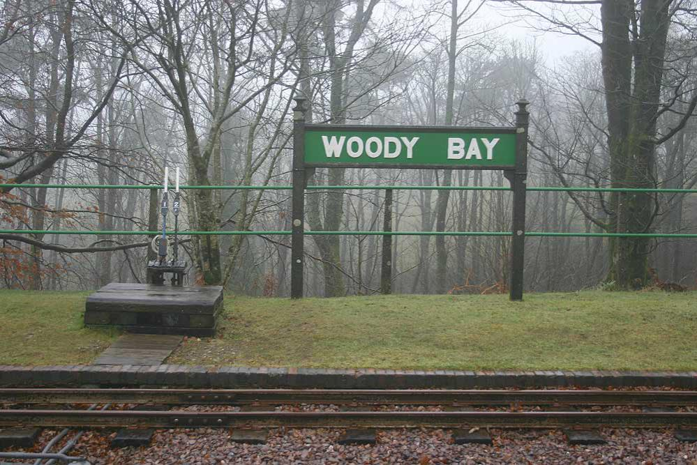 Visit to Woody Bay, Lynton & Barnstaple Railway