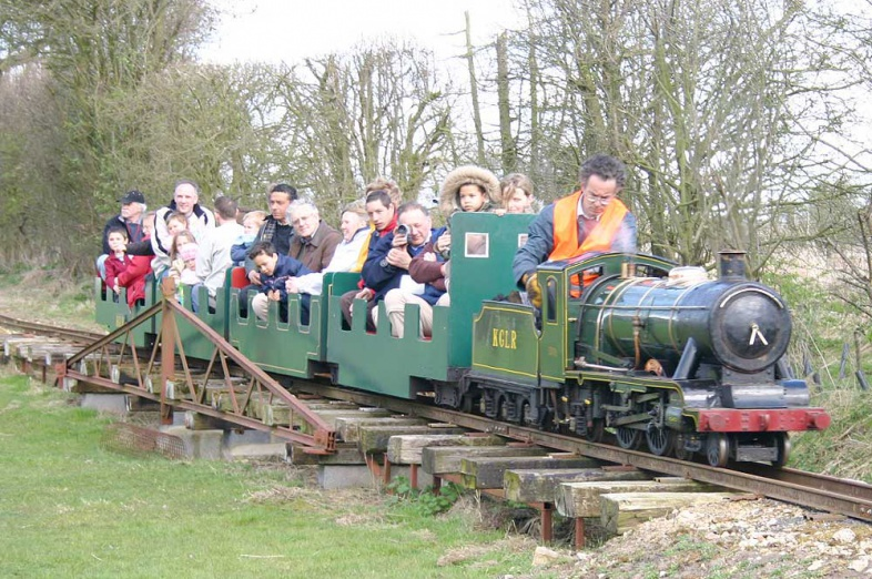 Kirkby Green Light Railway