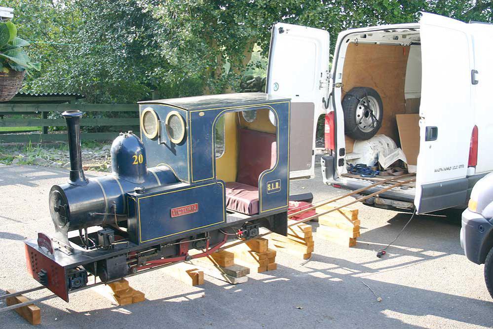 Martin's railway