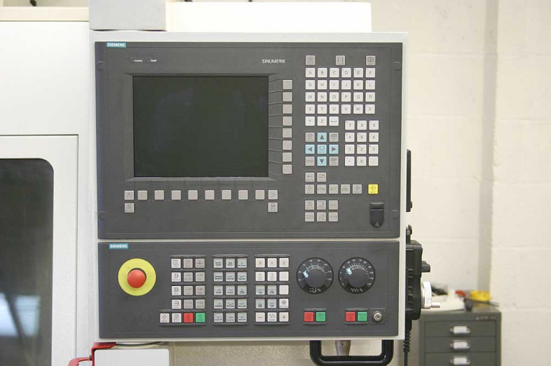 New CNC machinery for the workshop