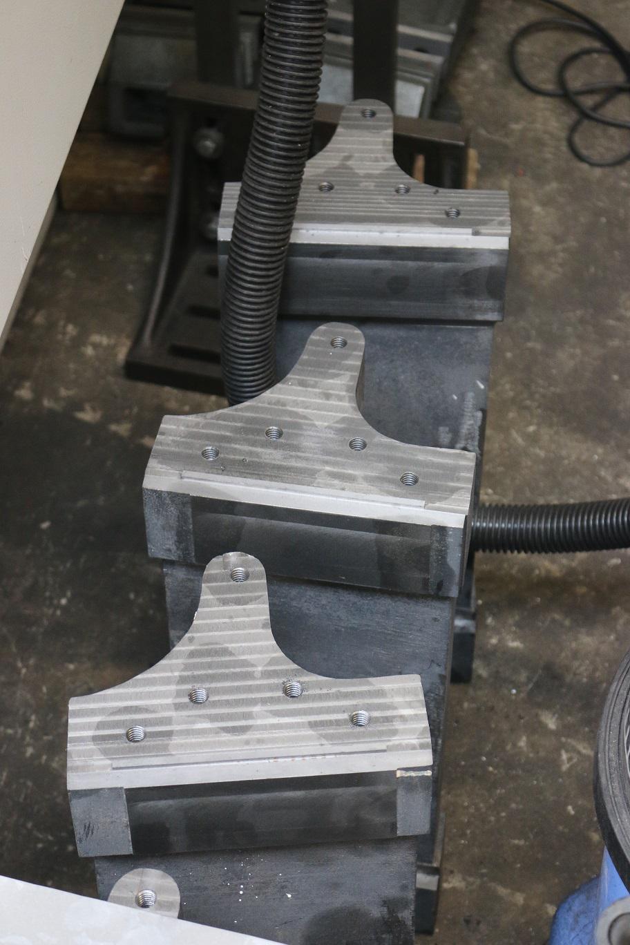 Bagnall castings - valve gear & stretchers