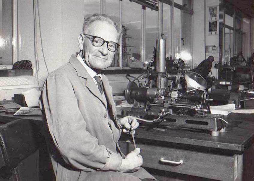 Fredrick Owen Robinson 1900-1989