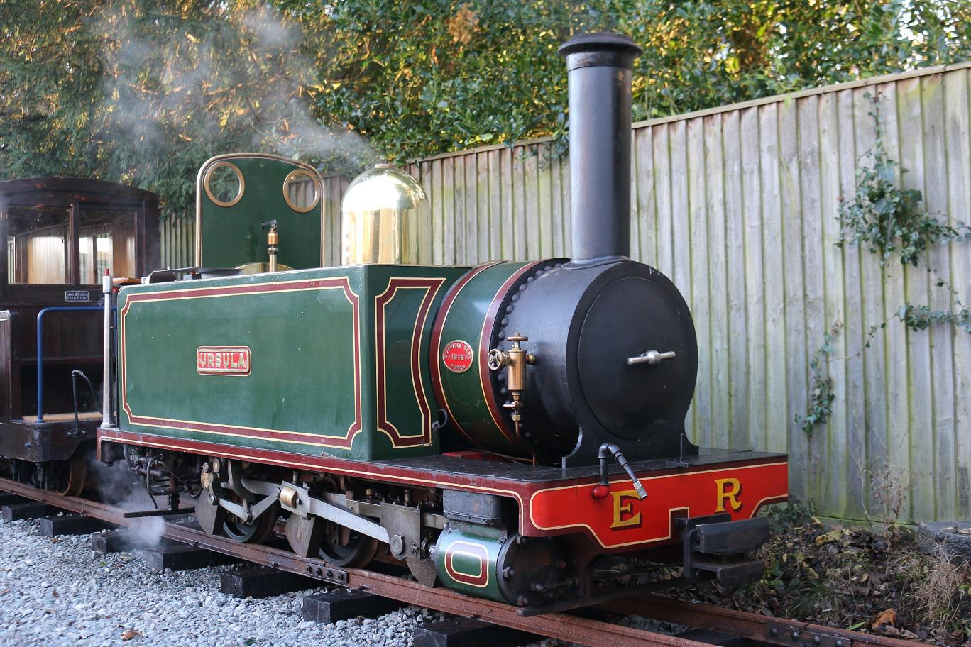 Boxing Day steam up