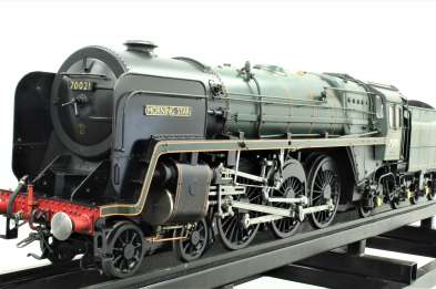Station Road Steam - Live Steam Models