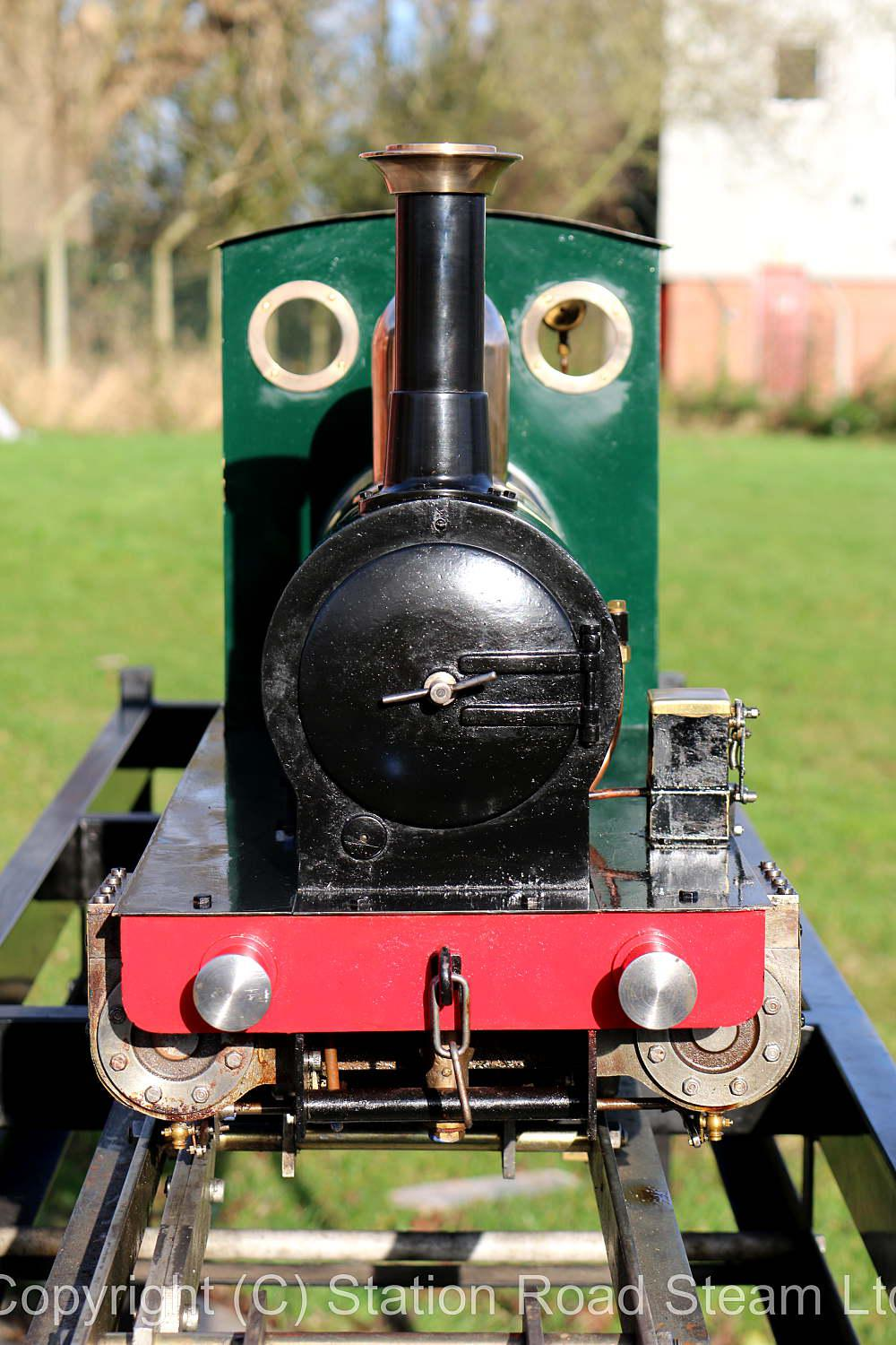 5 inch Polly II 0-4-0