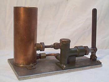 Stuart hand pump with water tank