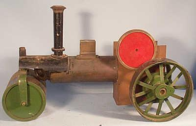 1 1/4 inch scale steam roller