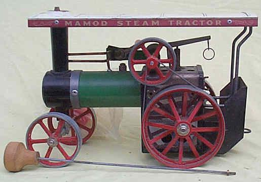 Mamod TE1a traction engine