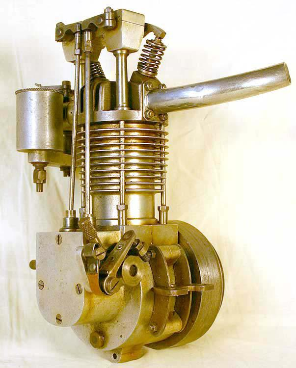 30cc IC engine
