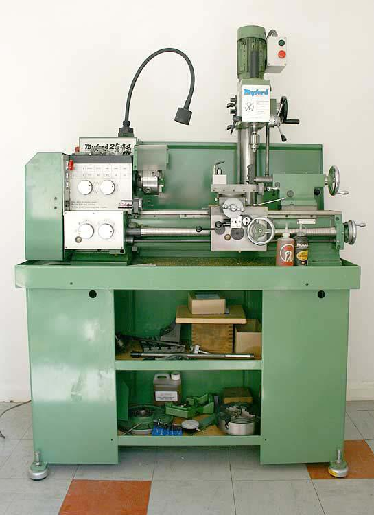 Myford lathe craigslist  Grizzly g4000 lathe on craigslist