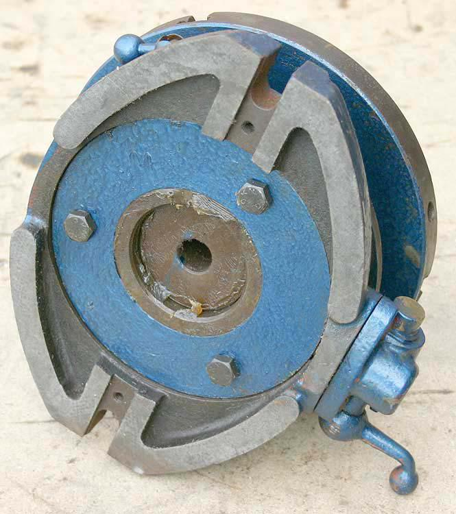 8 inch rotary table