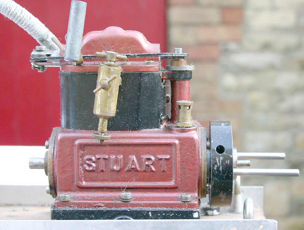 Stuart Sirius steam plant