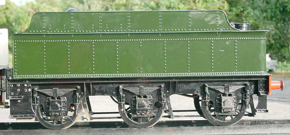 5 inch gauge GWR Manor