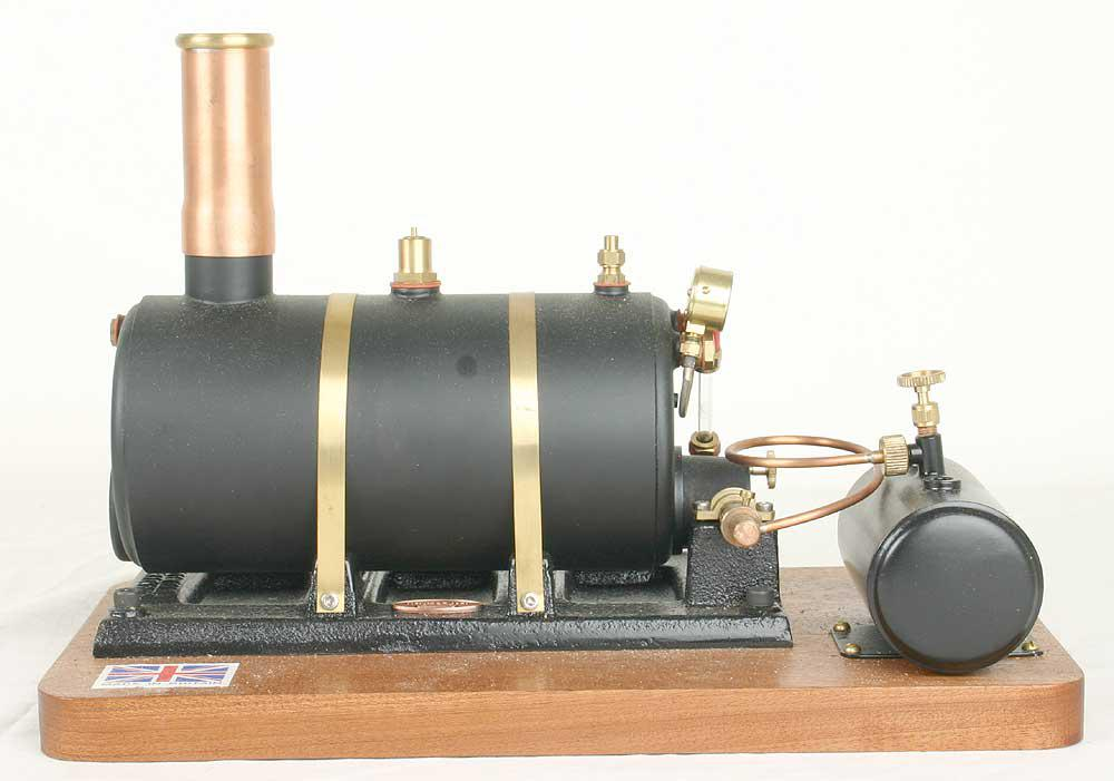 Cotswold Heritage 2HRF horizontal gas-fired boiler