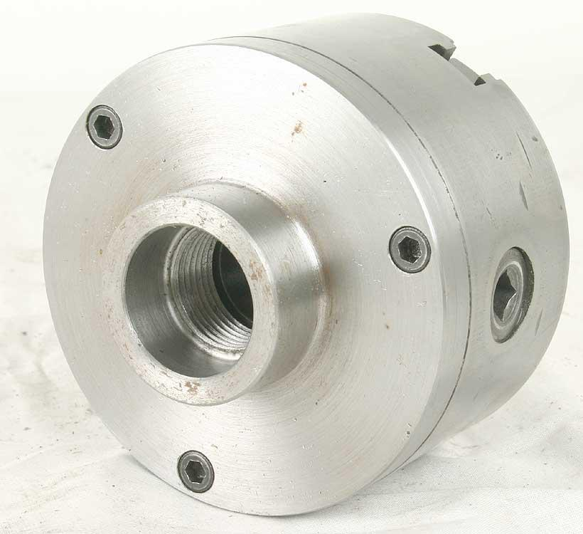 Elliott 3-jaw chuck Myford fitting