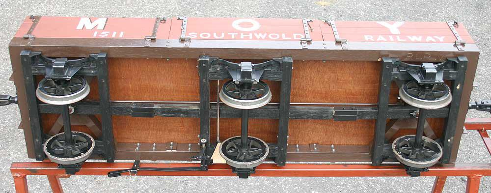 5 inch gauge Southwold No.1