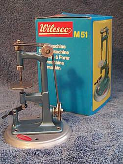 Wilesco M51 drilling machine