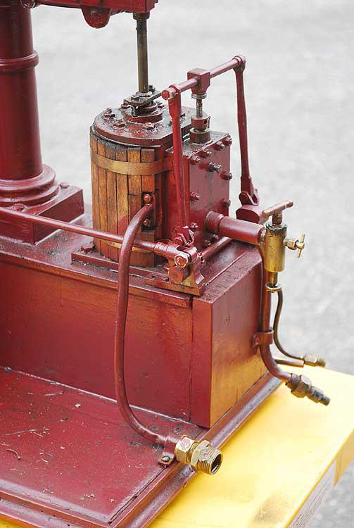 Large model beam engine