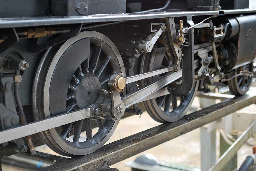 7 1/4 inch gauge BR Standard Class 2 - Stock code 3812