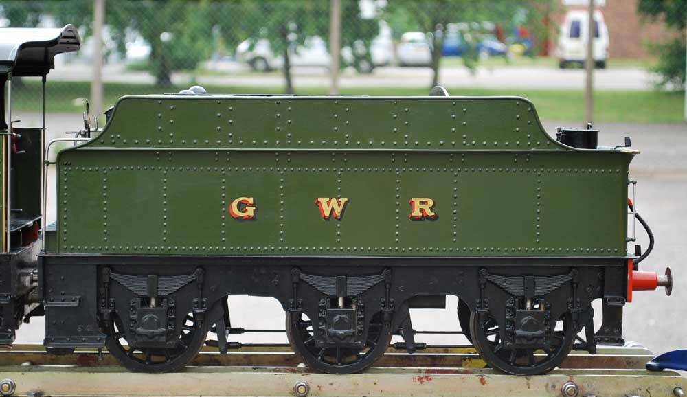 5 inch gauge Manor