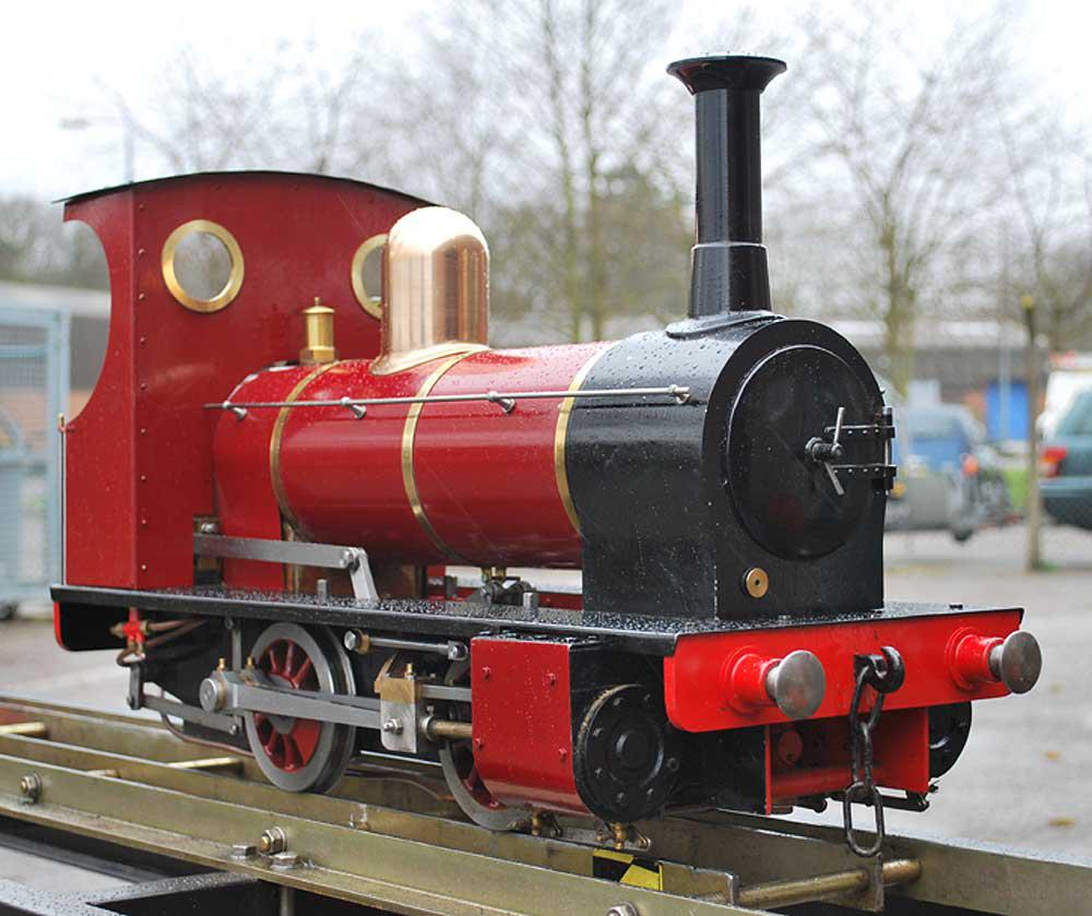 5 inch gauge Polly II
