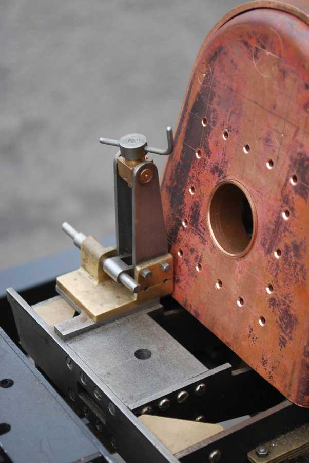 3 1/2 inch gauge part-built LNER A3
