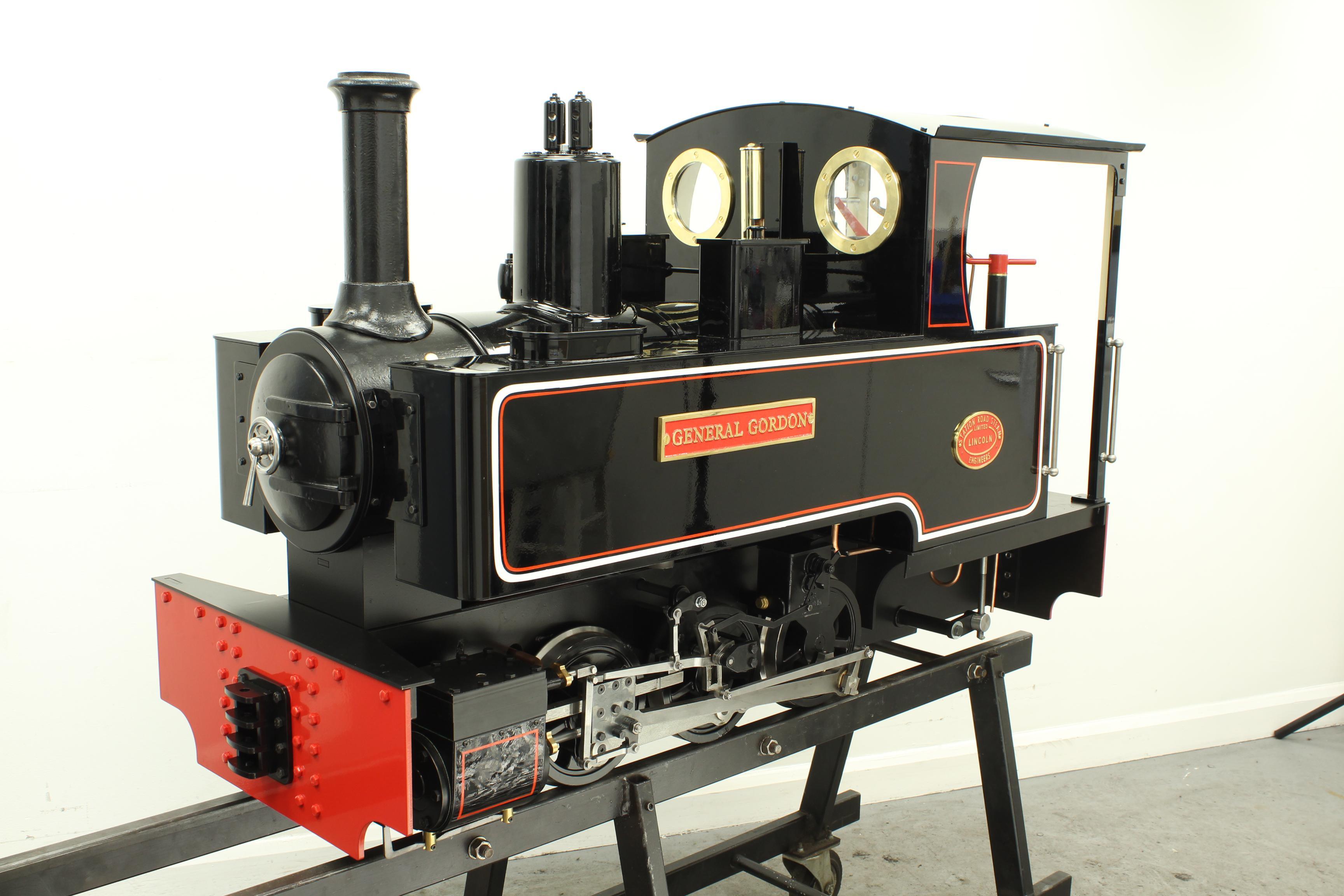 General Gordon - 7 1/4 inch gauge 0-6-0T, price per kit (12