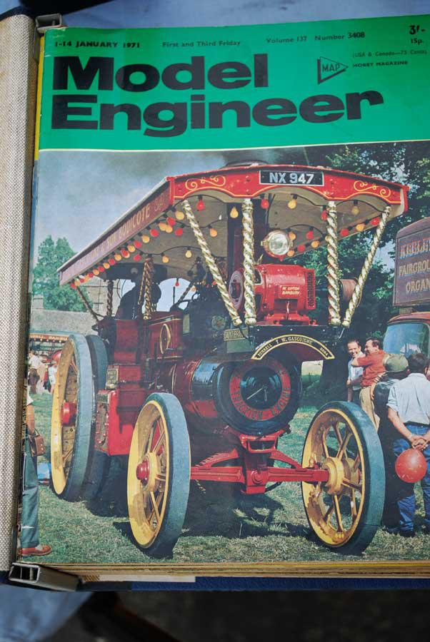 Collection of Model engineer magazines