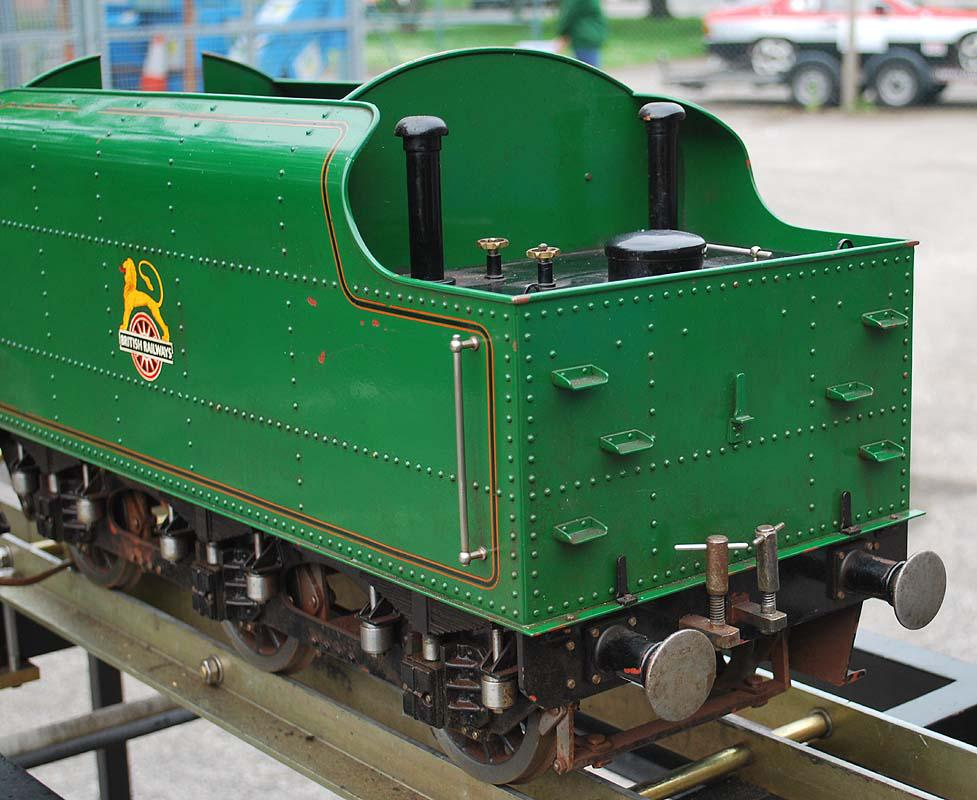 5 inch gauge Royal Scot
