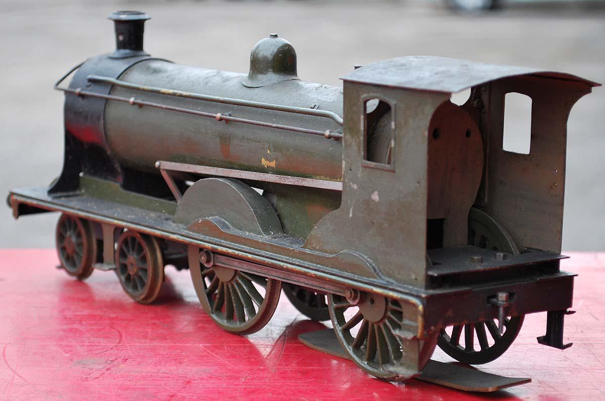Gauge 1 electric 4-4-0, missing tender