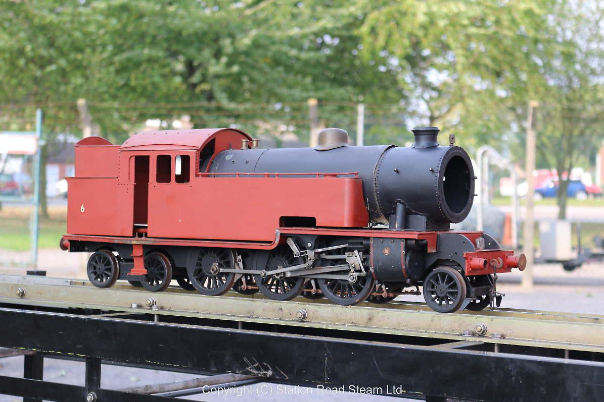 Part-built 3 1/2 inch gauge LNER L1