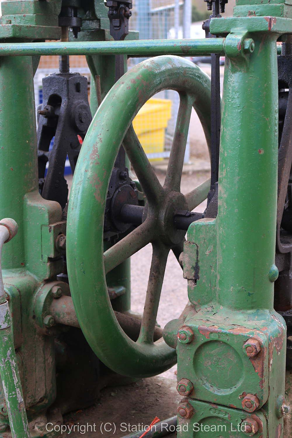 Pearn steam pump