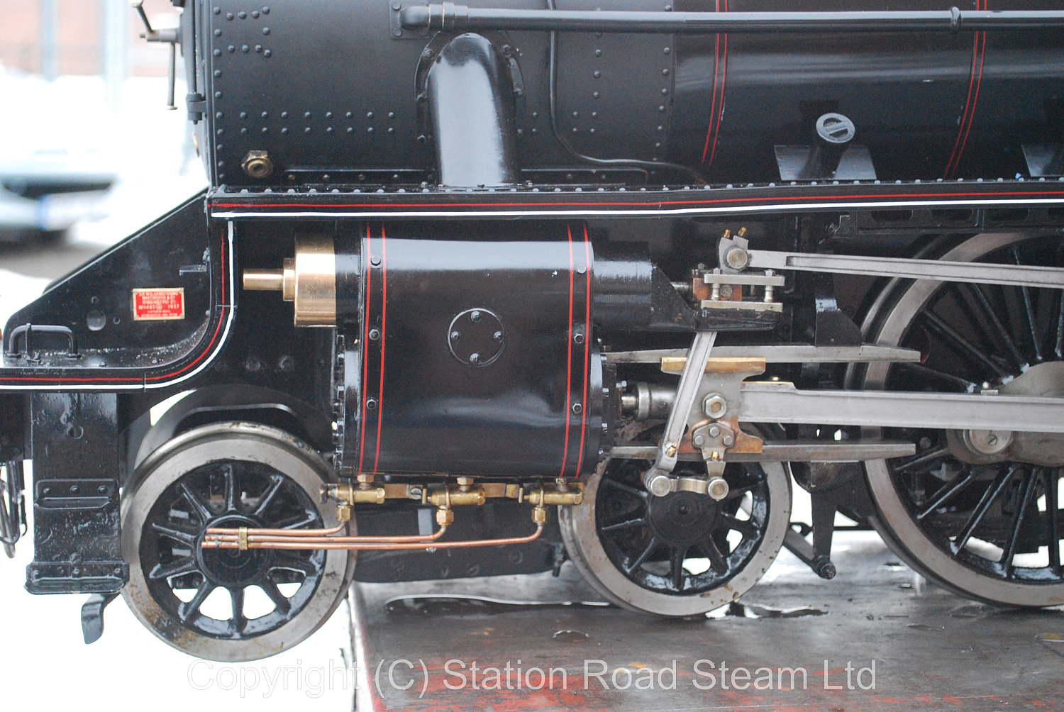 5 inch gauge LMS Black 5