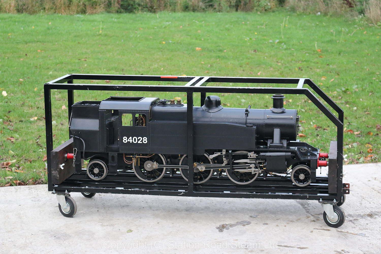 7 1/4 inch gauge BR Standard Class 2 2-6-2T - Stock code 6779
