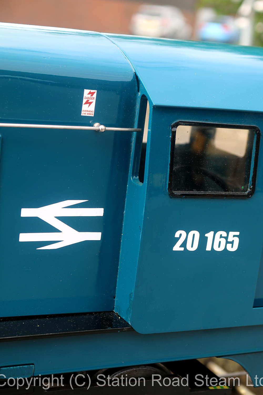 5 Inch Gauge Class 20 Battery Electric Stock Code 7106 Grumman Llv Wiring Diagram