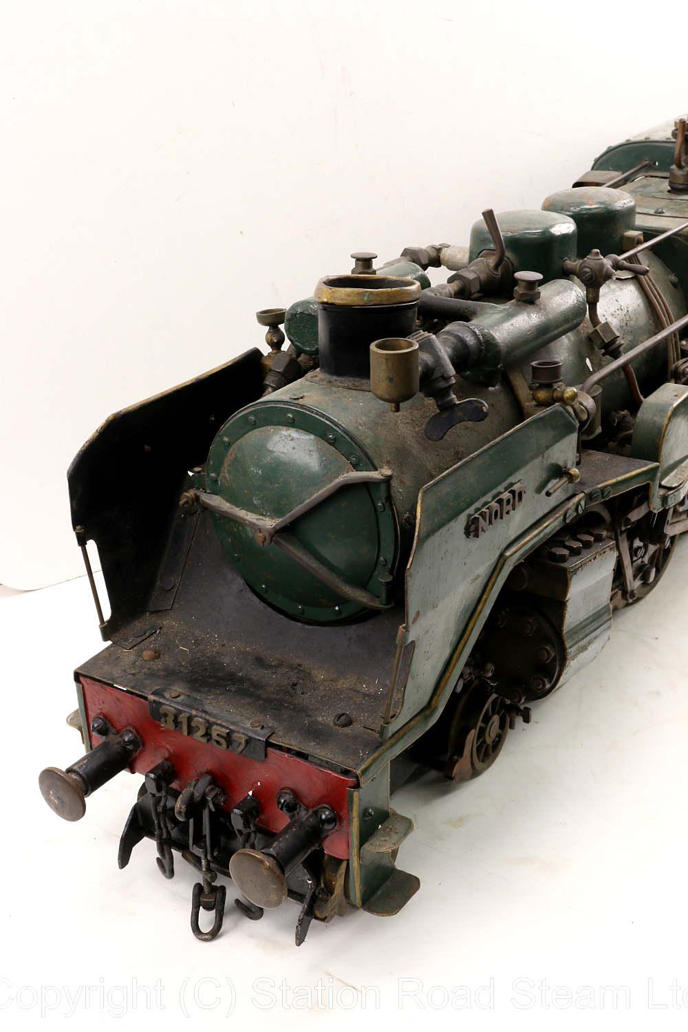 5 inch gauge Nord Pacific