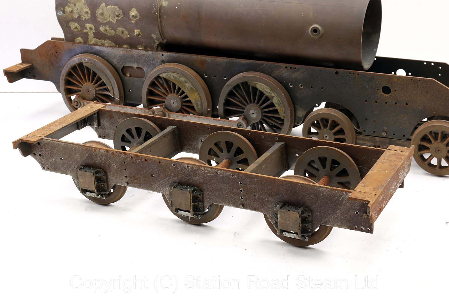 3 1/2 inch gauge Southern S15 4-6-0