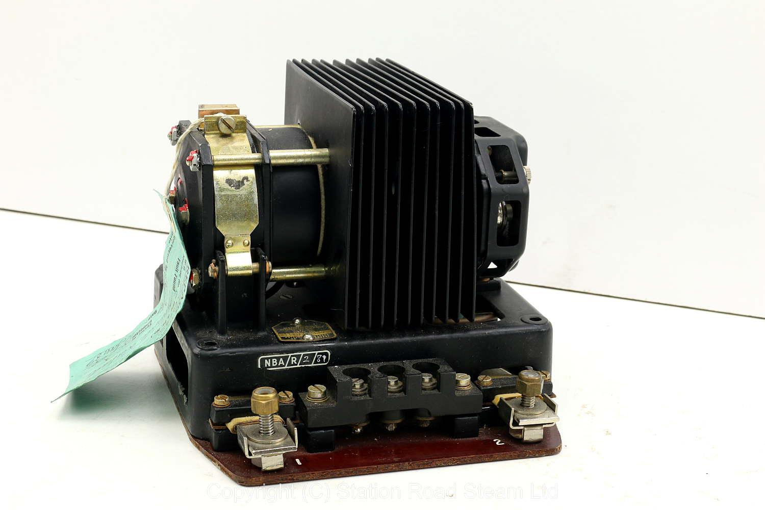 Vintage voltage regulator
