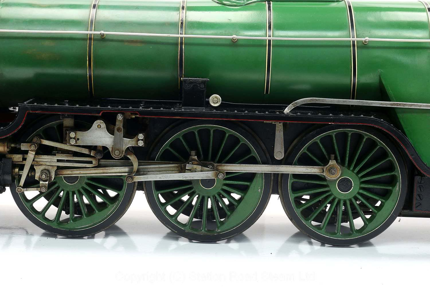 3 1/2 inch gauge LNER A1/1 Pacific
