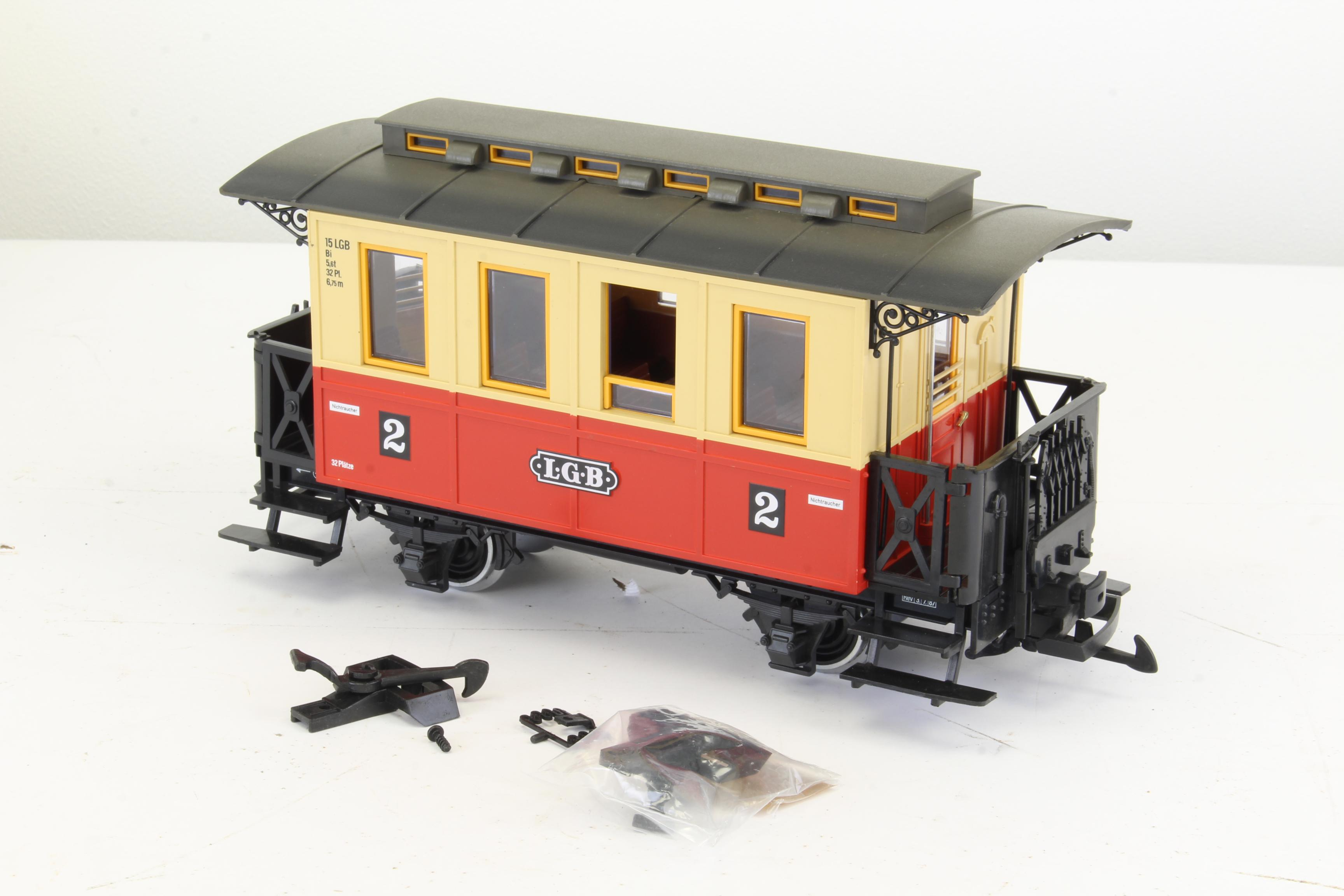 45mm gauge LGB coach