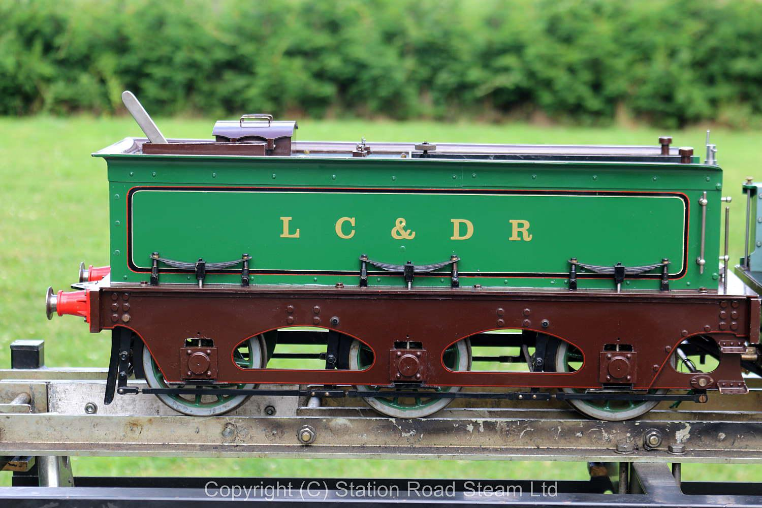 "5 inch gauge London, Chatham & Dover ""Persia"" 2-4-0"