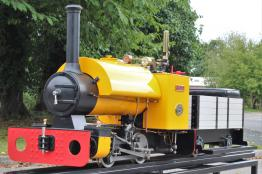 Pre-owned SRS locomotives